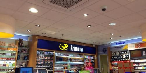Luchtbehandeling Primera shop